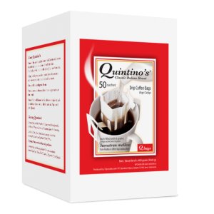 Qbags 50 sachets – Sumatran mellow