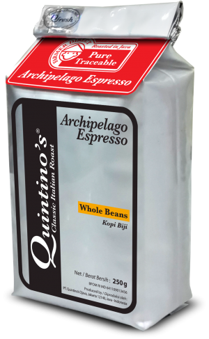 Archipelago Espresso 250gr