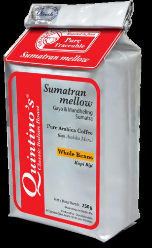 Sumatran mellow 250gr