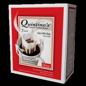 Qbags 7 sachets – Sumatran mellow