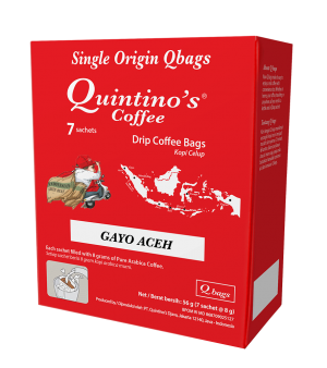 Qbags 7 sachets – Aceh Gayo