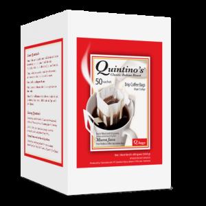 Qbags 50 Sachets – Mocca Java