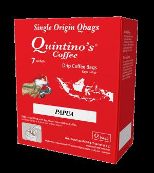Qbags 7 sachets – Papua
