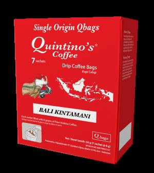 Qbags 7 sachets – Bali Kintamani