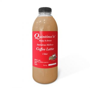 Quintino's Coffee Latte 1 Liter