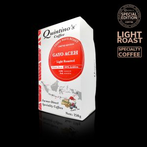 Quintino's Limited Edition  Gayo Light Roast 250 gr